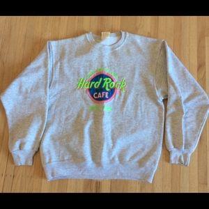 Vintage Hard Rock Cafe - New York Sweatshirt